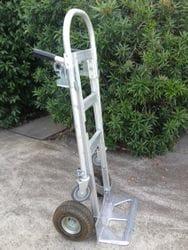 Handtruck, Aluminium, Convertible sm