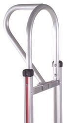 "Handle, Alum, Vertical Loop 52"" for Straight back frame"