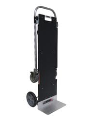 "Handtruck, Gemini XL, convertible truck with 10"" foam filled wheels"