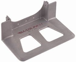 "Toe Plate, Mag. Die Cast 356x190mm (14""x7.5"")"