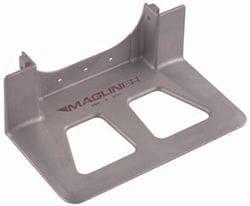 "Toe Plate, Alum. Die Cast 356x190mm (14""x 7.5"")"