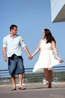 Adam & Mia Engagement Photos - Broadwater Parklands