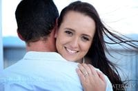 Adam & Mia Engagement photos Broadwater Parklands