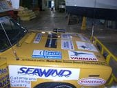 Fixtech is proud to support the Variety Bash via Seawind Catamarans 2006