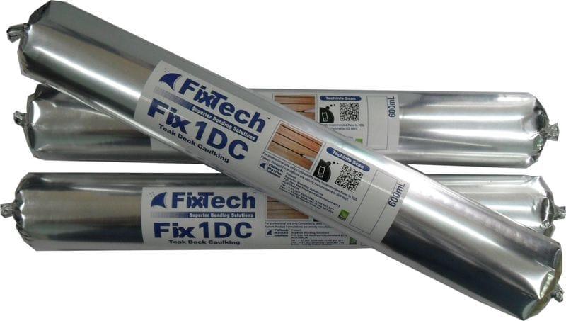 Fix1DC - Deck Caulking