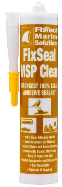 FixSeal MSP Clear