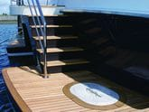 Fixtech Fix1DC teak deck caulking UV and weather resistant.